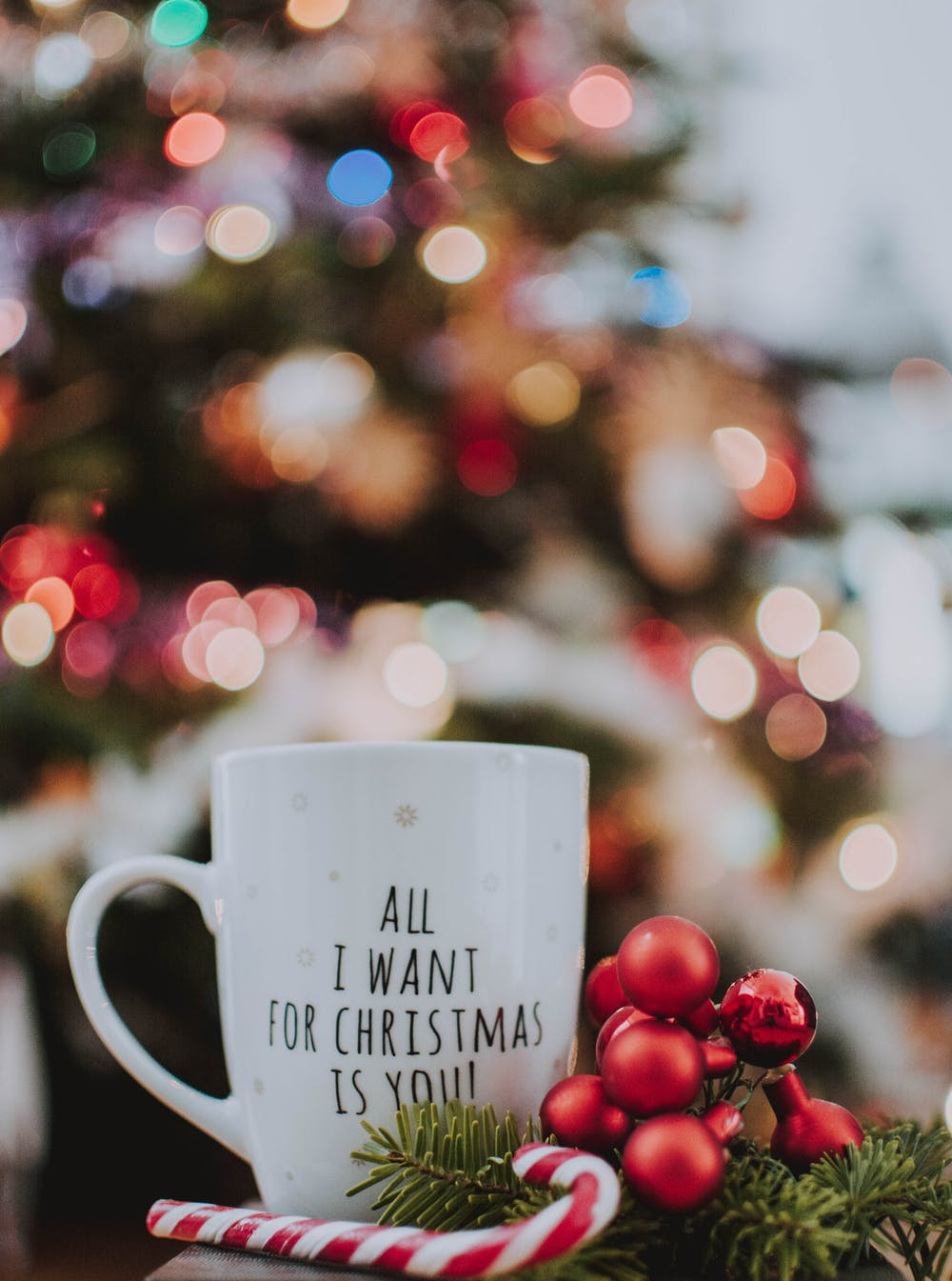 Holiday mug