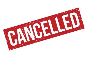 Canceled